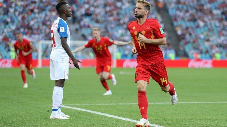 Belgica Vence Panama Na Estreia Da Copa Do Mundo Da Fifa Russia