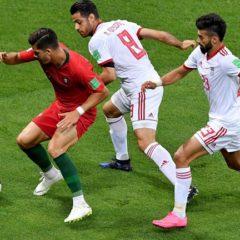 de4db81bfa Portugal avança e Irã é eliminado da Copa do Mundo da FIFA Rússia 2018™