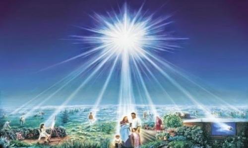 chegada no mundo espiritual
