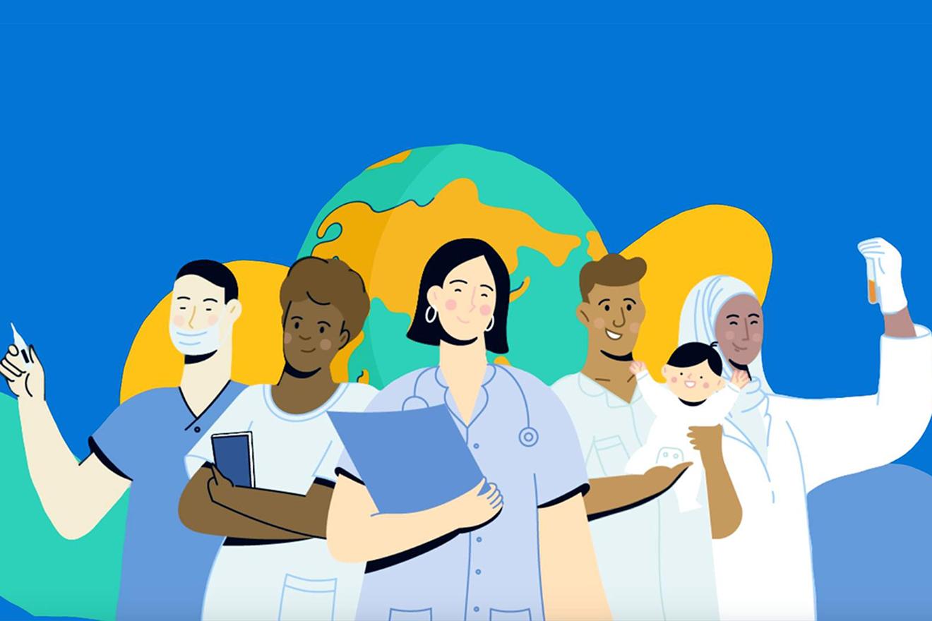 No dia mundial da saúde, ONU homenageia profissionais de ...