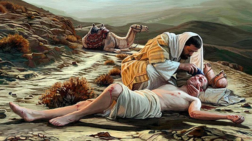 explicando as parabolas de jesus o bom samaritano