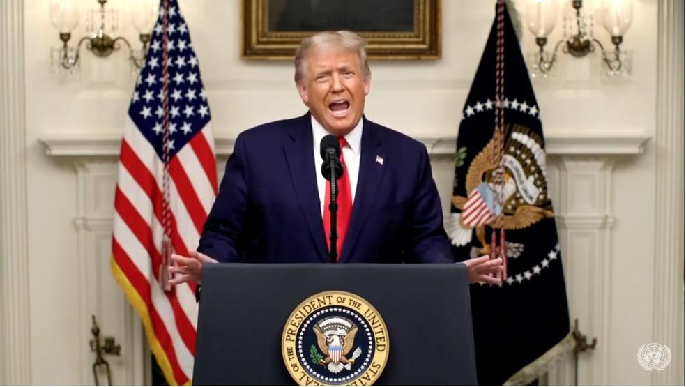 Trump discurso ONU