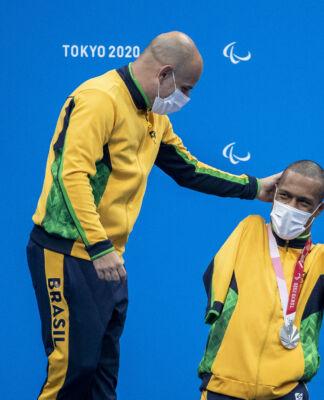 Paralimpíadas têm primeiro ouro do Brasil e outras 3 medalhas na natação - Sagres Online